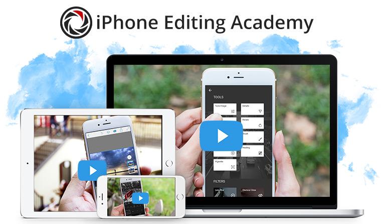 iPhone Editing Academy